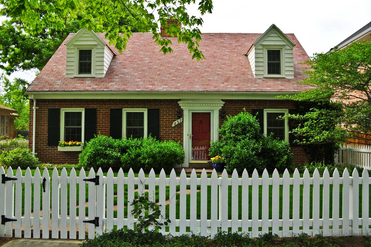 Choosing architectural style the importance of history - Cape cod style homes ...