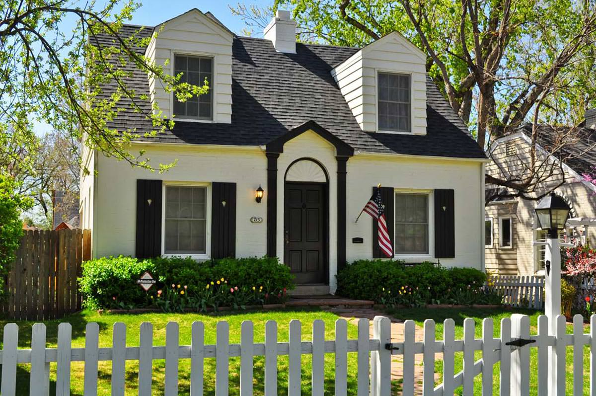 Choosing architectural style the importance of history for Revival home