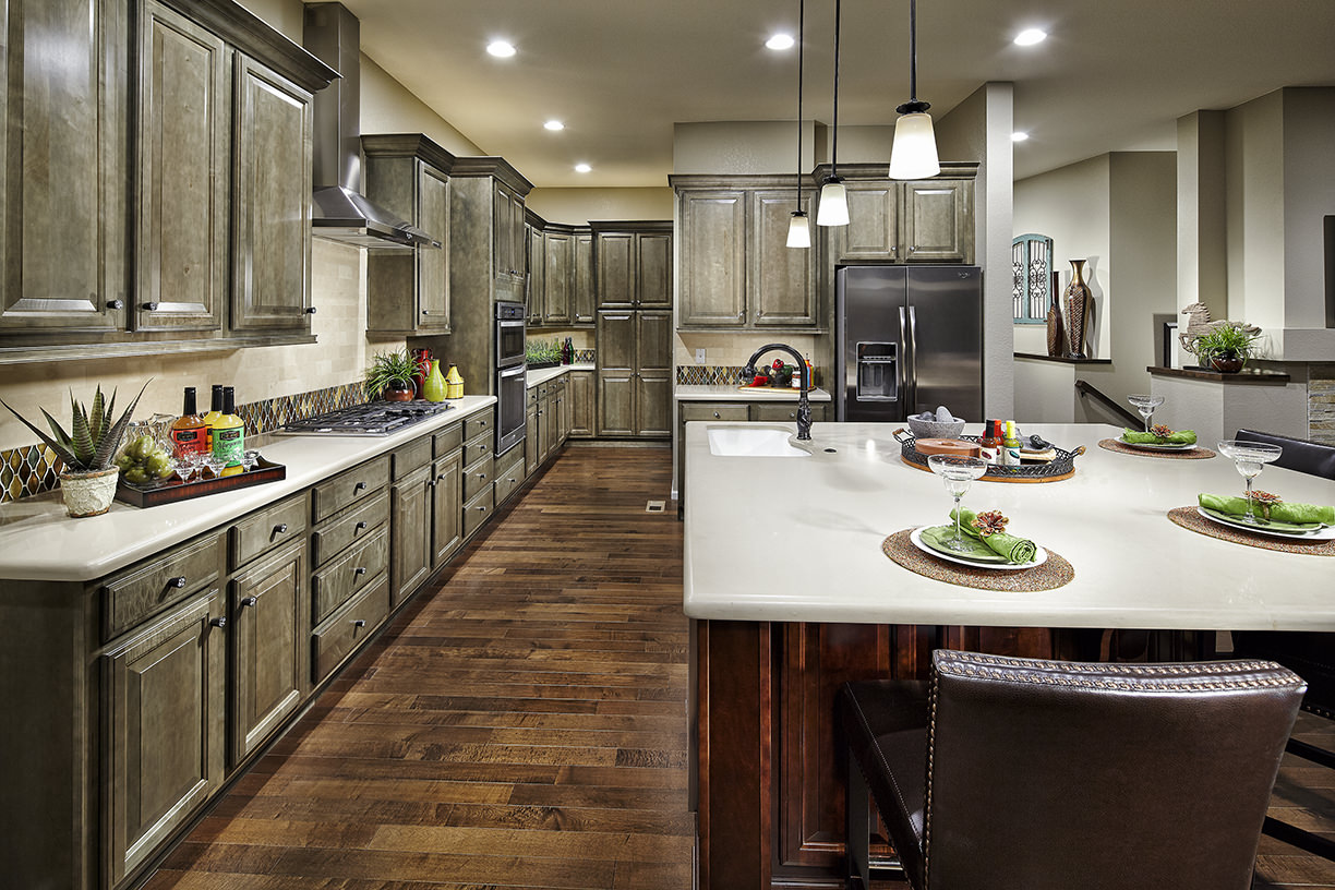 10 design trends for the new home market part 2 kga for New home kitchens