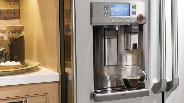 484694-ge-caf-series-refrigerator-with-keurig-k-cup-brewing-system
