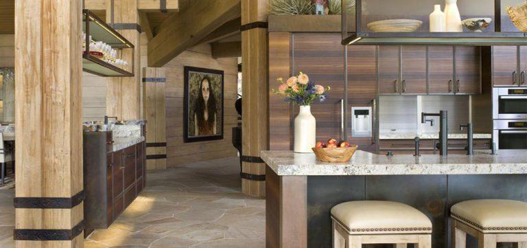 Colorado Organic Modern Kitchen