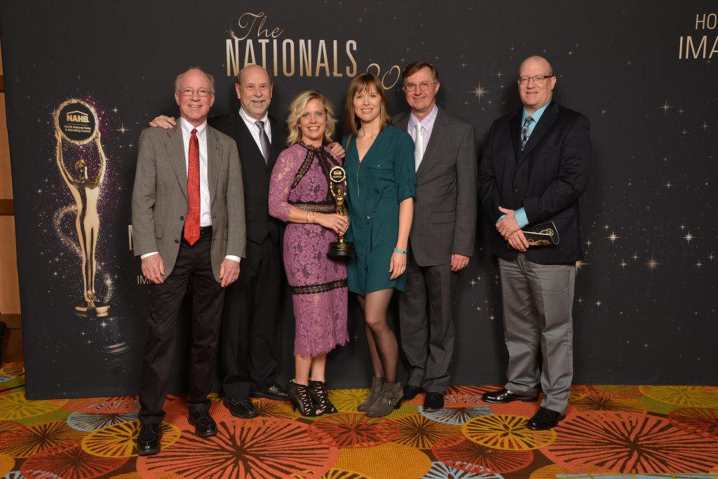 KGA Studio Architects team at The Nationals
