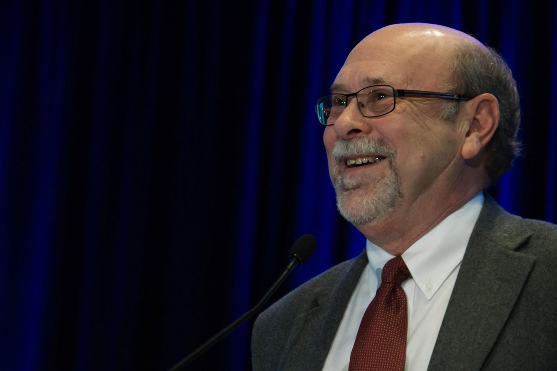 Jerry Gloss receives BALA Hall of Fame Award