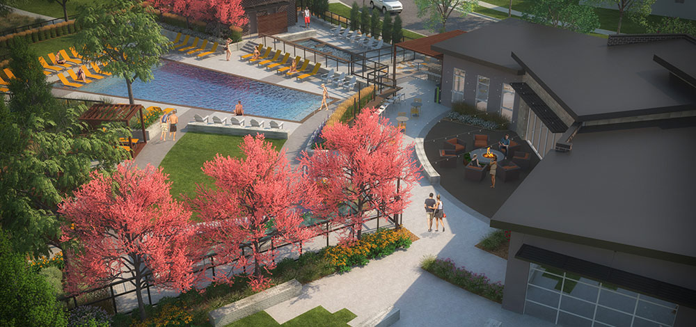 Community Amenity Design Trends