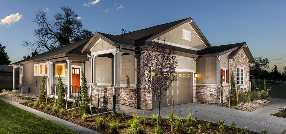 Live Well Longer: Designing Homes For 55+ Active Adult Homebuyers