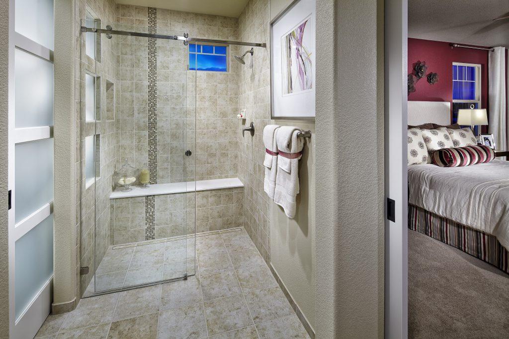 Valencia Master Bathroom