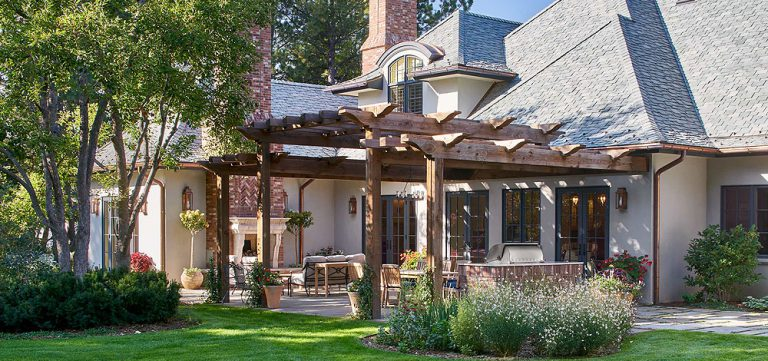The basics of low maintenance landscaping in the Front Range