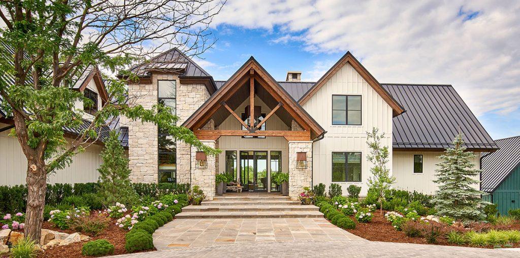 Modern Farmhouse Remodel by KGA