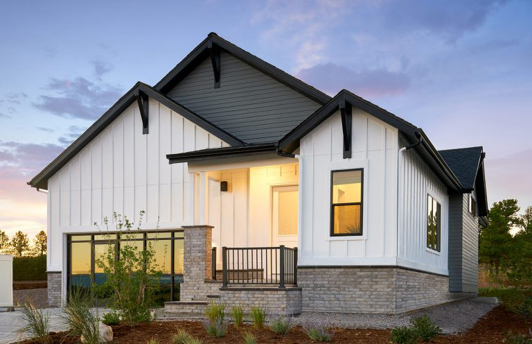 Brookfield at Castle Pines Single Family Home model by KGA