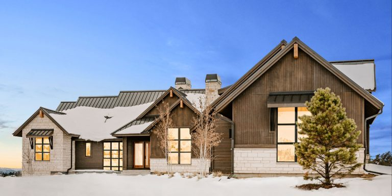 design trends for mountain home architecture