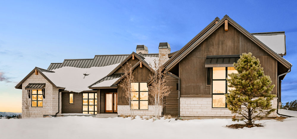 Mountain home architecture design trends from KGA Studio Architects