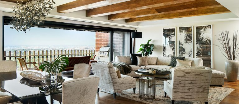 Wash Park Penthouse Condo Remodel by KGA Studio Architects