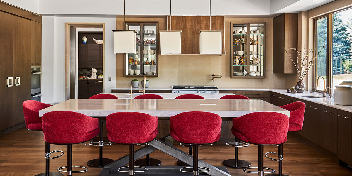 Smart home systems in the kitchen can increase comfort, energy efficiency and convenience