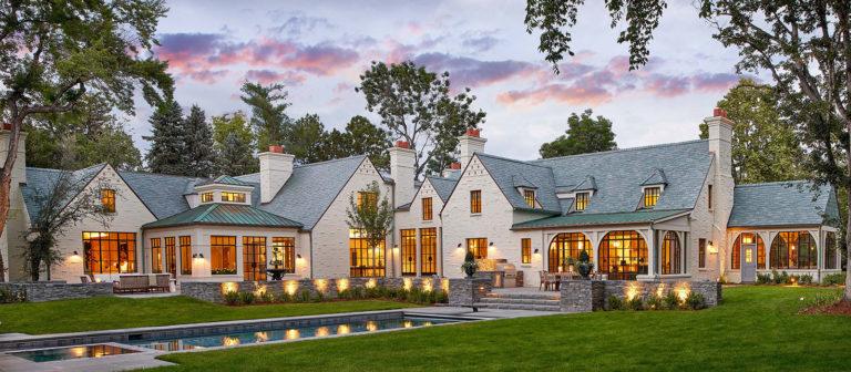 Historic Tudor Cottage Remodel by KGA Studio Architects